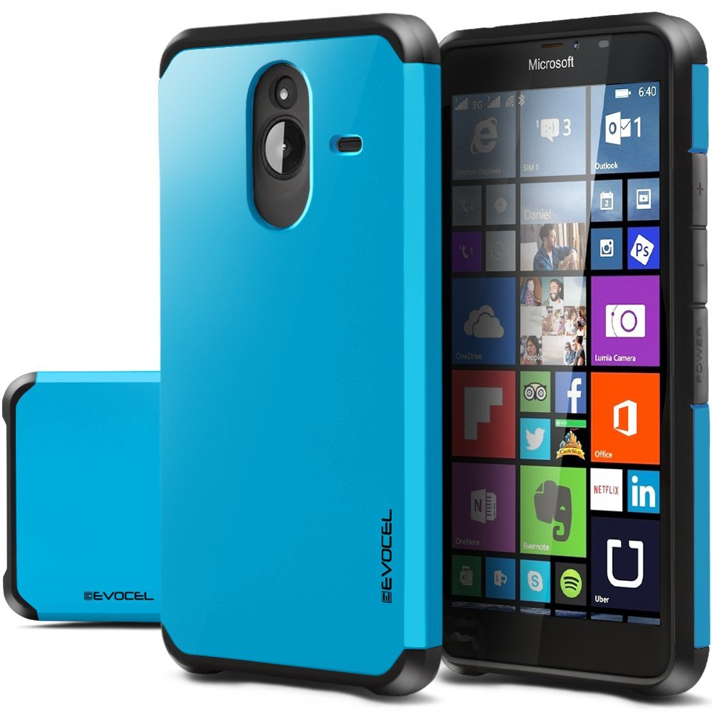 meet 6efb3 9ae4c Best Protective Cases and Shells for Microsoft Lumia 640 XL - Gizmango