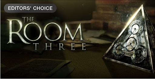 The Room Three is out now for IOS - Gizmango