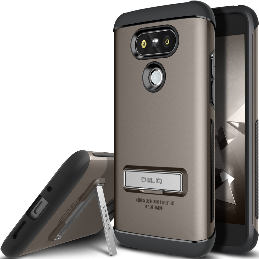 official photos e4e33 fd592 These are the best cases to protect you LG G5
