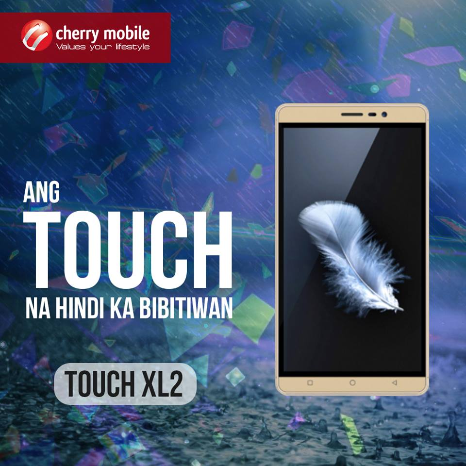 cherry mobile touch xl2