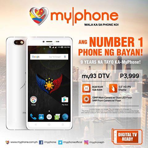 myphone-my93