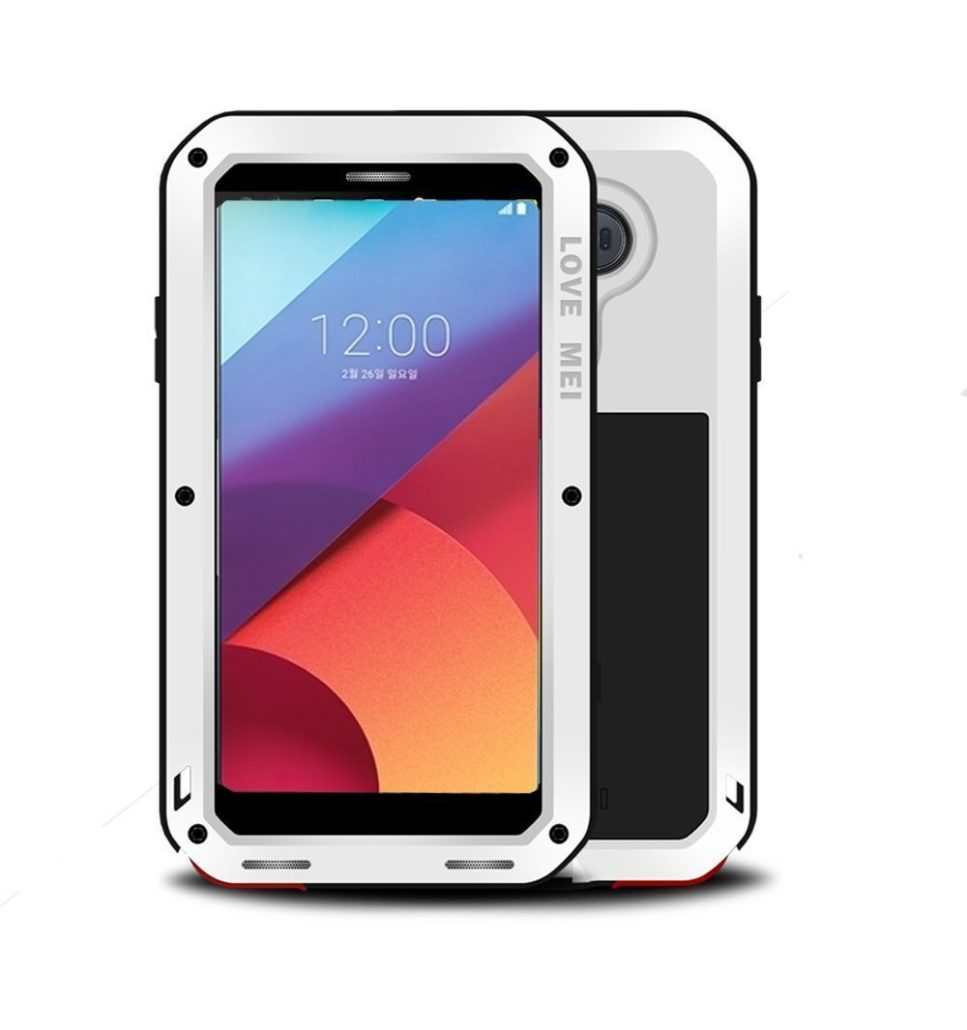 wholesale dealer 6ae13 fa29e Waterproof cases for LG G6 as if it desperately needs one - Gizmango