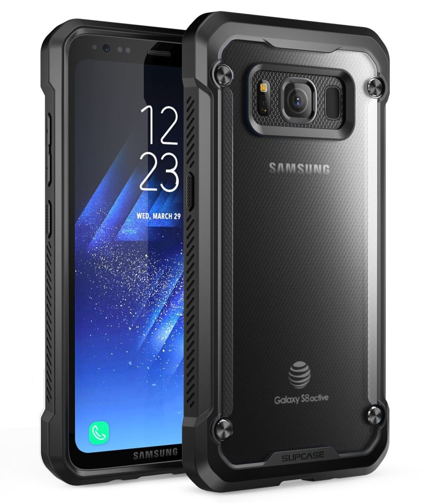 8 best cases for your samsung galaxy s8 active gizmango. Black Bedroom Furniture Sets. Home Design Ideas